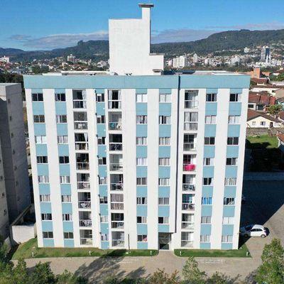Apartamento - Aluguel - Edifício Madri - Progresso - Fundo Canoas - Rio do Sul