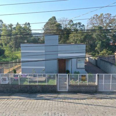 Casa de Alvenaria - Venda - Centro - Rio do Oeste