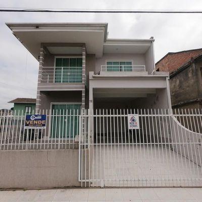 Casa de Alvenaria - Esquina - Canoas - Rio do Sul