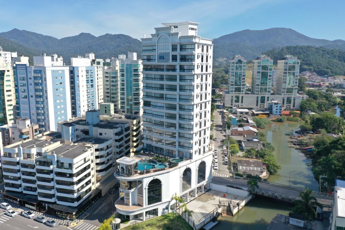 Apartamento - Venda - Infinity Club Residence - Beira Mar - Itapema