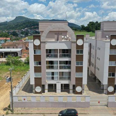Apartamento - Aluguel - Residencial D'Lion - Taboão - Rio do Sul