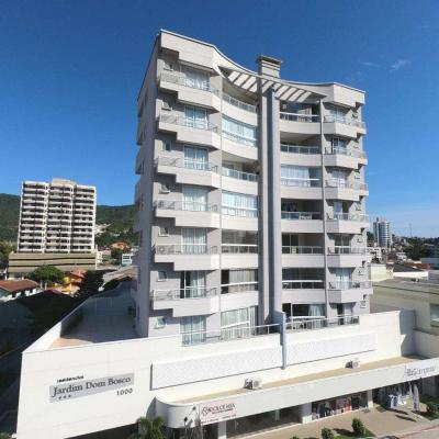 Apartamento - Aluguel - Semi Mobiliado - Residencial Jardim Dom Bosco - Jardim América - Rio do Sul