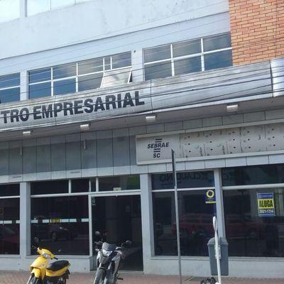 Sala Comercial - Centro Empresarial - Centro - Rio do Sul