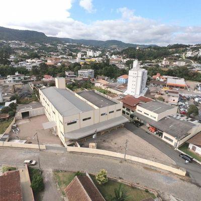 Galpão Industrial - Aluguel - Canoas - Rio do Sul