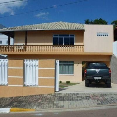 Casa de Alvenaria - Bremer - Rio do Sul