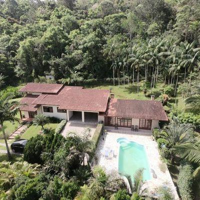 Casa de Alvenaria - Piscina - Laranjeiras - Rio do Sul