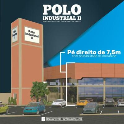 Galpão Comercial - Polo Industrial II - Itoupava - Rio do Sul