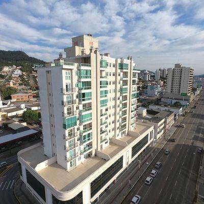Apartamento - Edifício Lesi Teixeira - Santana - Rio do Sul
