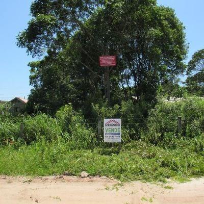 Terreno cercado, c/ 324,00m² (12x27m), Rua 2660, Balneário Londrina