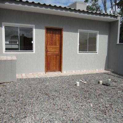 Casa c/ 41,76m², 2 quartos, Próx. Rua 1000 - R$130.000,00