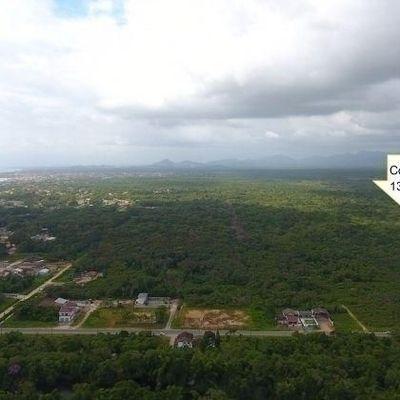 Terrenos p/ investimento 420m² (14x30), Balneário Saí Mirim