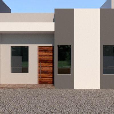 Casa c/ 51,76m², 1 suíte + 1 quarto - Baln. São José, R$175.000,00