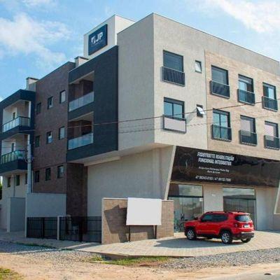Edifício Vivere - Apto novo, 01 suíte + 02 quartos, 02 garagens, aceita veículo, na Avenida Pérola do Atlântico
