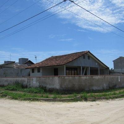 Casa mista c/66m², terreno c/ 460,27m², Príncipe - Entrada+parcelas.