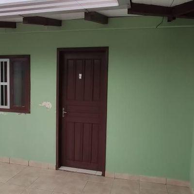 Locação mensal - Apartamento c/ 01 quarto, 100m do mar, R$650,00. Baln. Paese