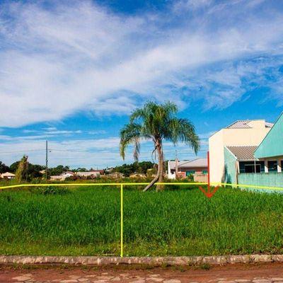 Terreno parcelado c/ 180m², South Beach II.  Entrada R$ 9.900,00 +168x