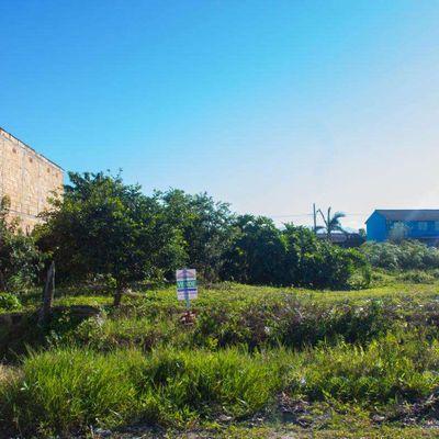Terreno com 408,15m² no Balneário São José II