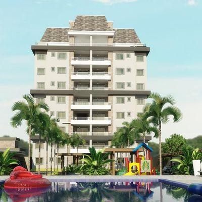 Lançamento! Apartamentos Frente Mar, OCEAN CASTLE Home Club - Baln. Princesa do Mar