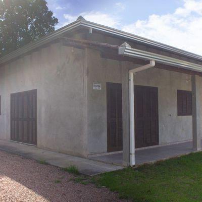 ► Casa de 98,96m² c/ 01 suíte + 01 quarto, no Balneário Itamar