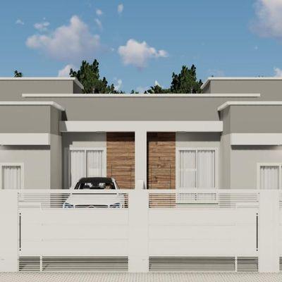 Casa de 90m² c/ 1 suíte + 02 quartos no Jardim da Barra