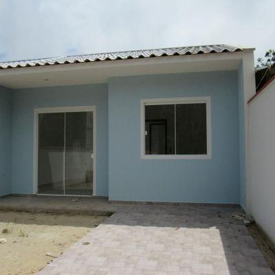 Casa nova c/42,98m², 2 dormitórios. 700m do mar, Bairro Pontal