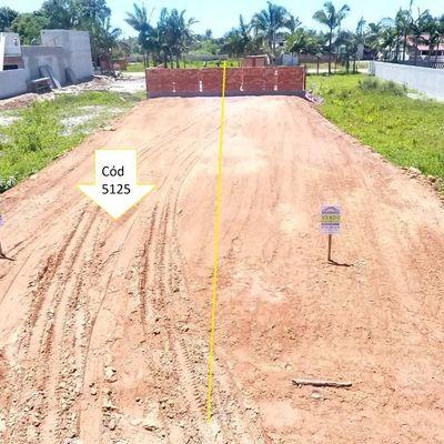 Loteamento São José, terreno pronto p/ construir, entrada + R$ 978,75/mês