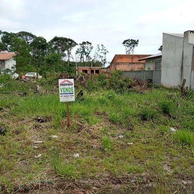 Terreno c/ 384m² (12x32m), Rua 1800 - Balneário Mariluz