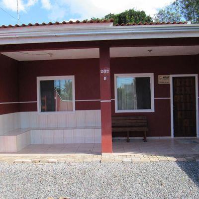 Casa c/ 2 dormitórios,  c/ 55,90 m² , a 200m do Mar - Balneário Volta ao Mundo I