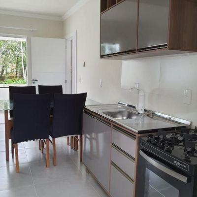 Apartamento Mobiliado p/ Locação Mensal com 1 suíte + 1 quarto - Edifício Rafaela