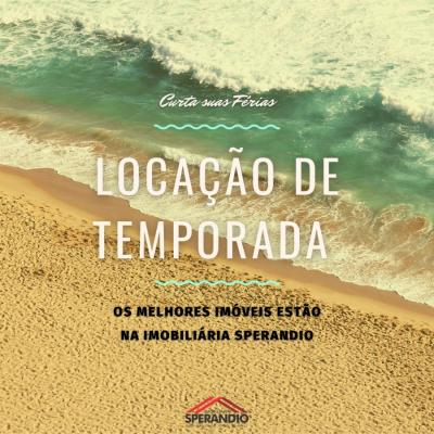 LOCAÇÃO DE TEMPORADA!!!