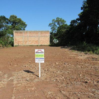 Terreno parcelado c/ 192m² ( 6x32m), limpo e aterrado - Entrada de R$ 5.900,00 + 96x, Baln. Mariluz