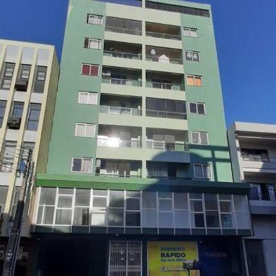 Apartamento em Cascavel/PR, c/64,44m² privativos, no 5° andar. Edifício Verona, ao lado da Catedral