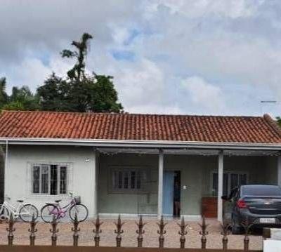 Casa c/ 73,50m², 03 dormitórios, amplo terreno, R$ 190.000,00 - Loteamento São José