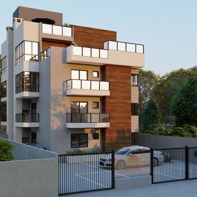 Apartamentos Novos - Condomínio Solar da Praia - Balneário Jadim Pérola do Atlântico