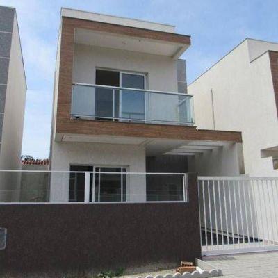 Sobrado c/ 02 Suítes, 75,58m² - Residencial Life III, Balneário Paese
