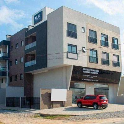 Apartamento novo c/ 01 suíte + 01 quarto, Próximo Escolas e Comércios - Disponível também para Locação Mensal!