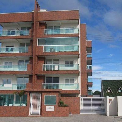 Locação Mensal - Apartamento Mobiliado com vista para o Mar - Edifício Espelho d´Água