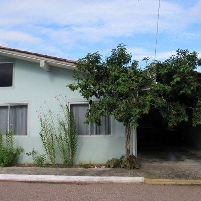 Casa c/ 60,52m². 01 dormitório + mezanino, Jardim da Barra