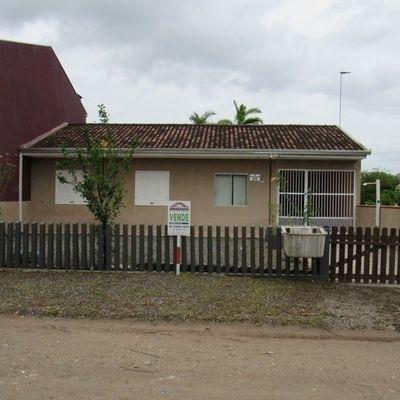 Casa c/ 5 dormitórios, 138,39m², amplo terreno, Balneário Brasília