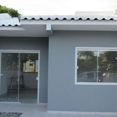 Casa nova c/ 51,02m², no Princesa do Mar por R$145.000,00
