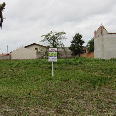 Terreno parcelado no Loteamento Príncipe, em Itapoá (SC), R$ 67.500,00