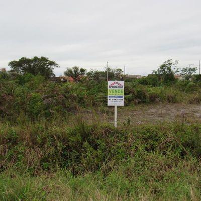 Terreno limpo e parcelado c/ 195m², São José, Entrada R$8.000,00 + 72x
