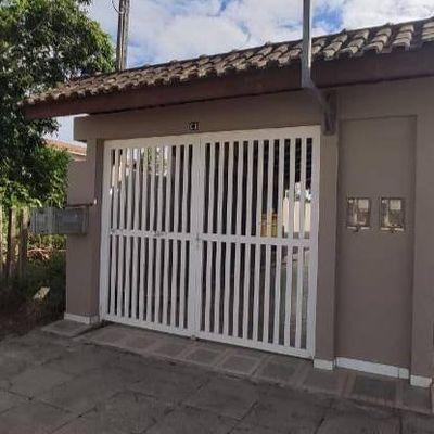 Casa para Locação Mensal, com 03 dormitórios, mobiliada, no Balneário Princesa do Mar
