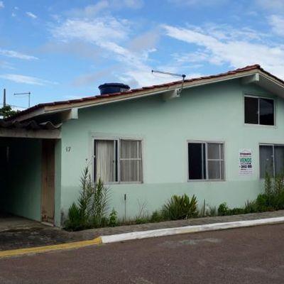 Casa c/ 60,52m², 2 quartos, R$110.000,00, Jardim da Barra