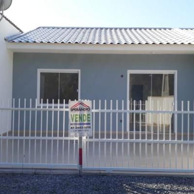 Casa c/ 45,60m², por R$129.000,00, Jardim da Barra