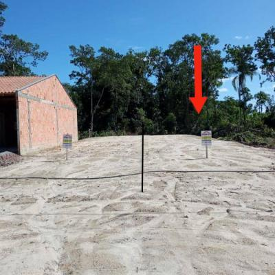 ► Lote parcelado, limpo e aterrado, c/ 192m² - Baln. Palmeiras