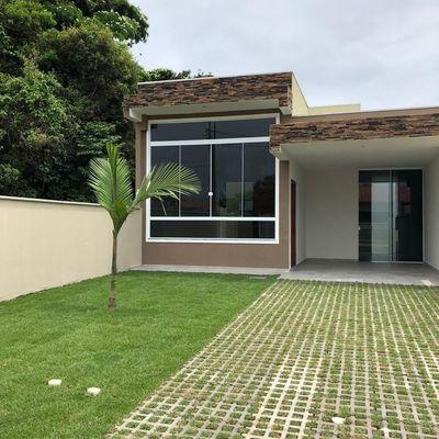 Casa c/ 112m², 1 suíte + 2 quartos, próx. Av. Zilda Arns