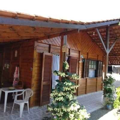 Casa de Madeira c/ 03 quartos, próx. Av. Zilda Arns, Jardim da Barra