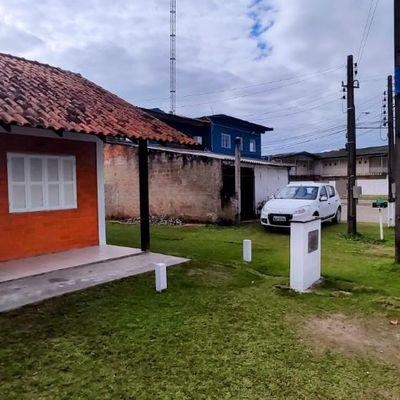 Casa para Locação Mensal, com 2 quartos pertinho da praia na região do Pontal