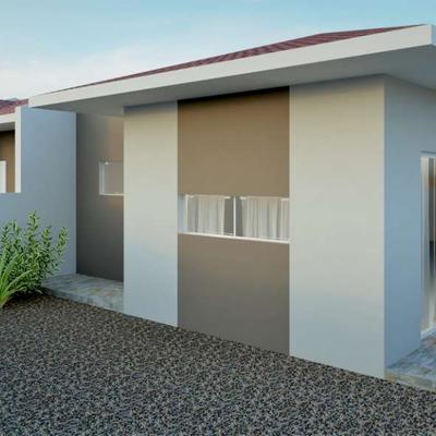 Casa de esquina c/ 01 suíte + 02 quartos - Rua 790, Baln. São José